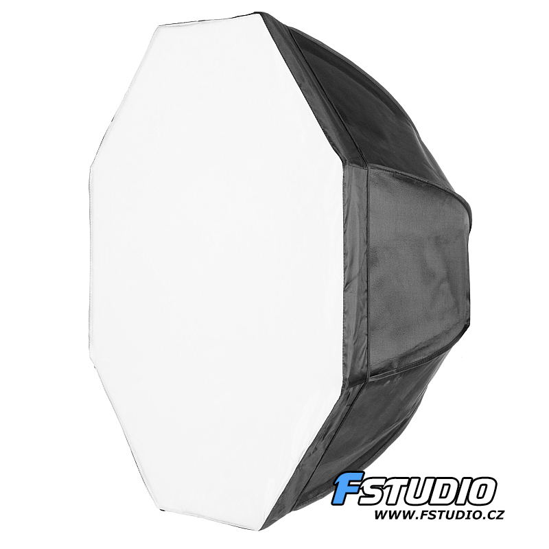 Softbox Fstudio octagon 120cm, bajonet Bowens