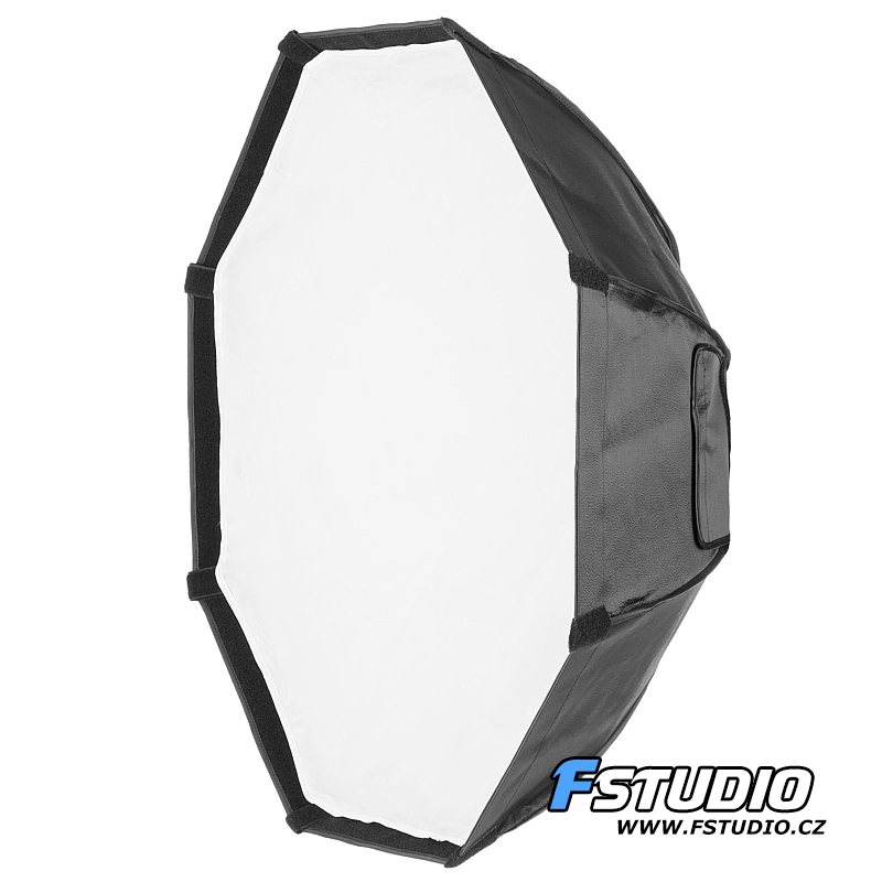 Softbox Fstudio octagon V-140cm, bajonet Bowens