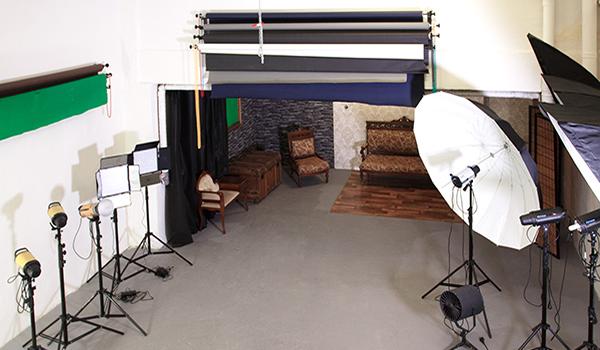 Pronájem velkého foto atelieru Praha 6