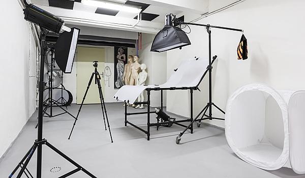 Pronájem produktového foto atelieru Praha 6