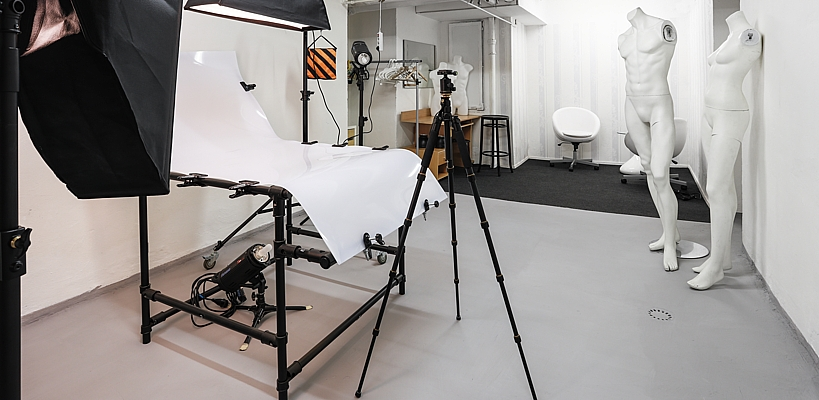 Produktový foto atelier Praha 6