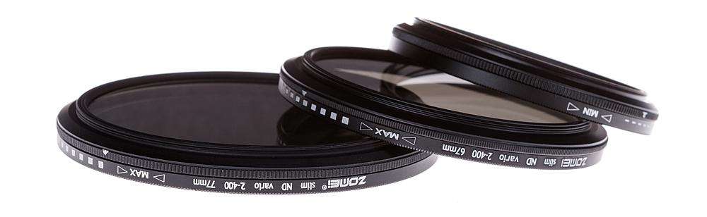 Neutrální šedý filtr 58 mm